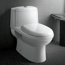 Platinum Anna Dual Flush Elongated One-Piece Toilet