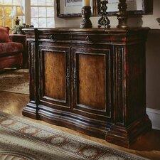 Decorator 2 Drawer 2 Door Cabinet by Hooker Furniture