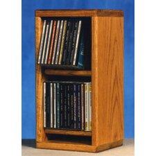 200 Series 28 CD Multimedia Tabletop Storage Rack