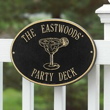 Garden Signs Plaques Youll Love Wayfairca