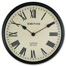 Smiths 50cm Wall Clock