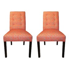 Kacey Side Chairs (Set of 2) by Sole Designs