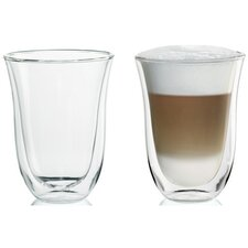 Latte Insulated Tumbler (Set of 2)