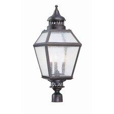 Chimnea Outdoor 3-Light Lantern Head