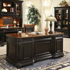 Allegro Executive Desk with 3 Drawers