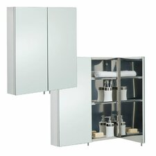 Delta 60cm x 67cm Mirror Cabinet