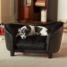 Ultra Plush Snuggle Dog Sofa
