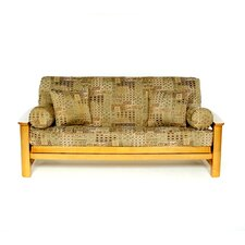Victoriana Futon Slipcover  by Lifestyle Covers