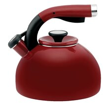 Morning Bird 2 Qt. Stainless Steel Stove Tea Kettle