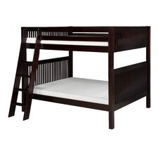 Full over Full Bunk Bed by Camaflexi