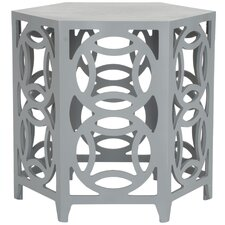 Natanya End Table by Safavieh