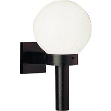Triplehorn 1-Light Incandescent Aluminum Sconce