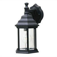 Best Price Exterior 1-Light Outdoor Wall Lantern (Set of 2)