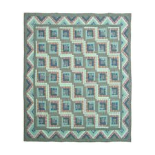 Log Cabin Coverlet Collection