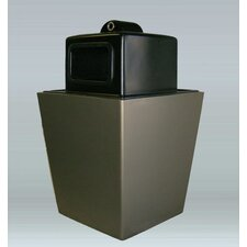St. Louis Hide-A-Butt Industrial 50 Gallon Recycling Bin