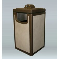 Pahokee 45 Gallon Trash Can