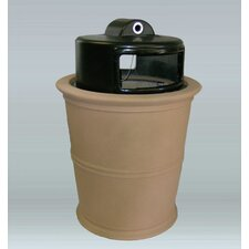 Havana 35 Gallon Trash Can