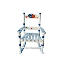 Sports Kids Rocking Chair by Teamson Kids