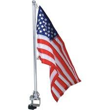 Wall Mounted Flagpole