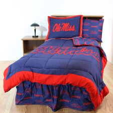NCAA Ole Miss Bed-In-A-Bag Collection
