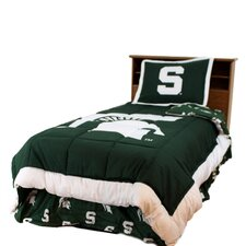 NCAA Michigan State Bedding Comforter Collection