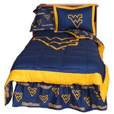 NCAA West Virginia Bedding Comforter Collection