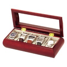 Five Section Watch Box II