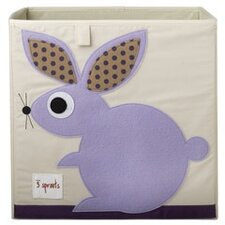 Rabbit Storage Box by 3 Sprouts