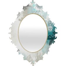 Seafoam Wall Mirror