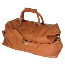 "25.5"" Vaqueta Napa Leather Carry-On Duffel"