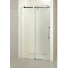 Hasper 60 x 79 Single Sliding Shower Door by Malta