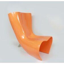 Felt Lounge Chair by dCOR design