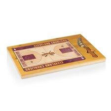 NBA Icon Cutting Cheese Board