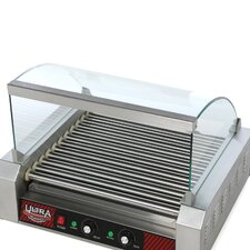 11 Roller Commercial Hot Dog Machine Cover