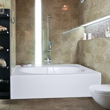 Builder Kona 60 x 42 Whirlpool Bathtub by Hydro Systems