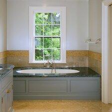 Designer Malia 60 x 32 Whirlpool Bathtub by Hydro Systems