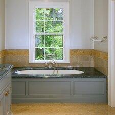 Designer Malia 60 x 42 Whirlpool Bathtub by Hydro Systems