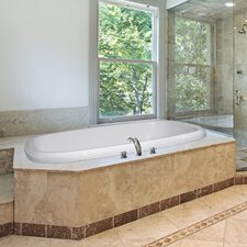 Designer Sylvia 66 x 38 Soaking Bathtub by Hydro Systems