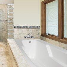 Designer Entre 66 x 32 Whirlpool Bathtub by Hydro Systems