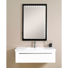 Fly 40 Single Bathroom Vanity Set with Mirror by Iotti by Nameeks
