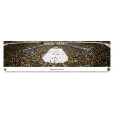 NHL End Zone Photographic Print