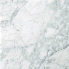 "Marble 18"" x 18"" Field Tile in Bianco Gioia"