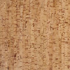 "Naturals 12"" Cork Flooring in Titan Natural"