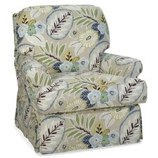 Claire Accent Glider Chair by Acadia Furnishings