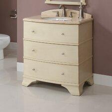 Olivia 31 Single Bathroom Vanity Set by DECOLAV