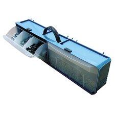 Multi-Bin Portable Pegboard Parts Organizer
