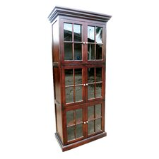 Library 84 Standard Bookcase by D-Art Collection