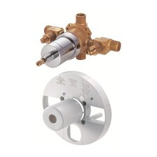 Accessories Pressure Balance Mixing Valve with Stops