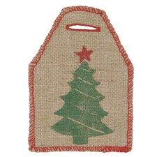 Fa La La Christmas Tree Tag