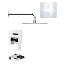 Peleo Pressure Balance Tub and Shower Faucet by Remer by Nameek's
